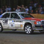 Mercedes 190 E 2.3-16 – 1985 – Gr. A – Werner Blank