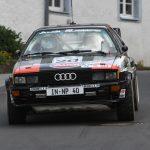Audi Quattro – 1981 – Gr. 4 – Pat Horan