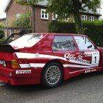 Alfa Romeo 75 Turbo Evoluzione IMSA – 1989 – Gr. 5/IMSA – Matthieu Tak – Original