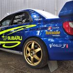 Subaru WRX STi – 2002 – Gr. A – Robert Whitehouse – Original