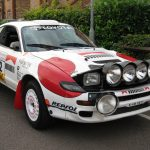 Toyota Celica ST185 – 1992 – Gr. A – Mark Sharratt – Original