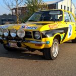 Opel Ascona A – 1975 – Gr. 2 – Wolf-Dieter Ihle – Original