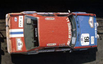 1981 Akropolis Rallyecopyright: McKlein
