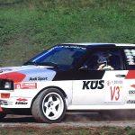 Audi Ouattro – 1981 – Gr. 4 – Karsten Hinz