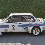 BMW 323i E21 – 1980 – Gr. 2 – Paul Roosen