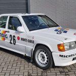 Mercedes 190E 2.3-16 – 1989 – Gr. A – John de Heijde
